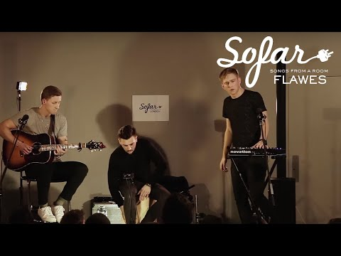 FLAWES - Hold Me Down (Halsey Cover) | Sofar London