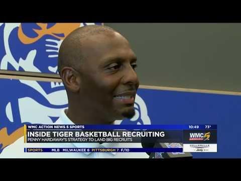 Inside Memphis Tiger Basketball Recruiting Under Penny Hardaway