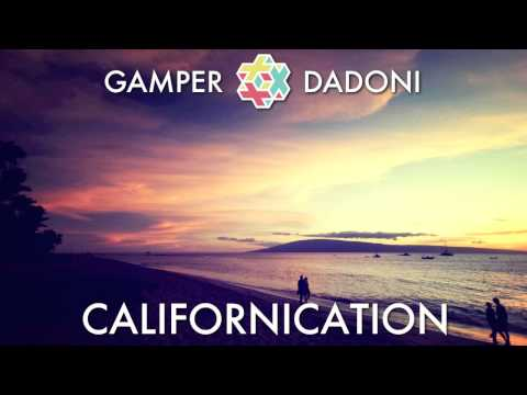 Red Hot Chili Peppers  Californication GAMPER & DADONI Remix