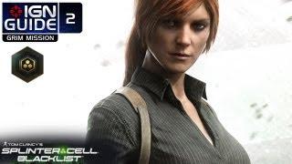 Splinter Cell Blacklist: Perfectionist Walkthrough Grim Mission 2 - Border Crossing