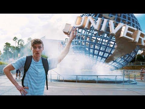 Backpack Themepark