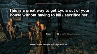 Baixar Skyrim Blades - Recruit Followers for Delphine & Dragon Slaying