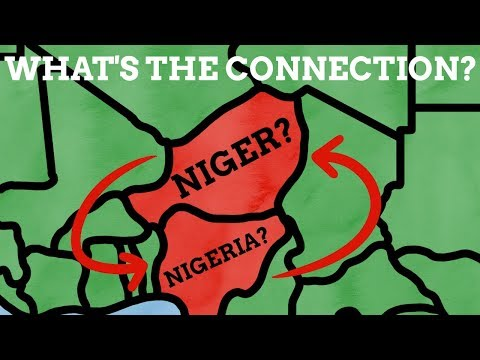 Why Do Nigeria & Niger Have Such Similar Names?