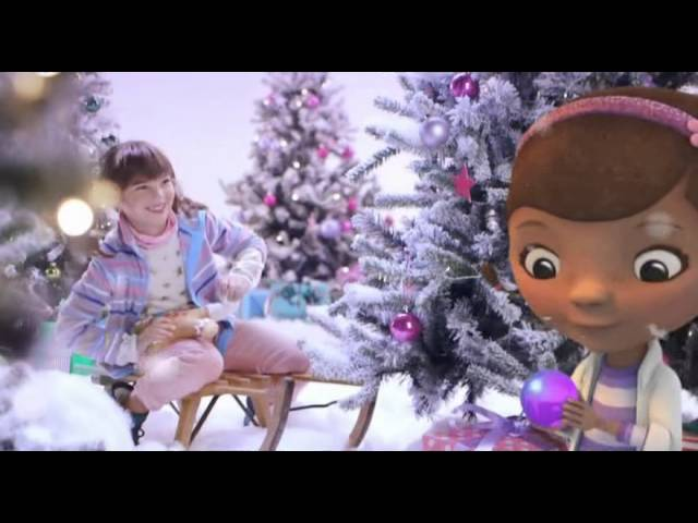 Disney Junior Spain - Christmas Idents 2014 [King Of TV Sat]