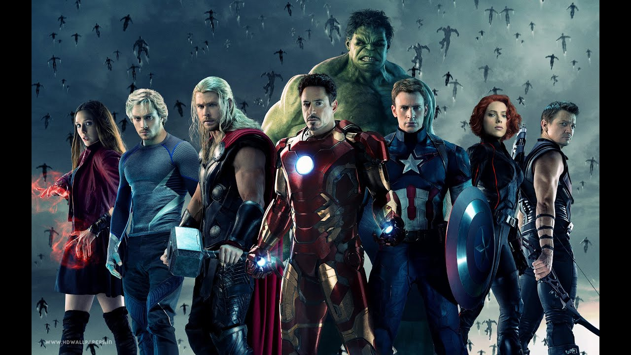 action movies 2015 - avengers: age of ultron - new movies english