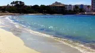 Traumstrand Es Trenc Part 2, Mallorca Tourist Video mit Street Map Link