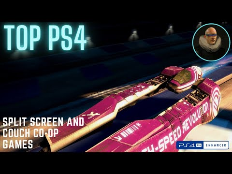 The Top 15 Splitscreen and Couch Co-Op PS4 Games