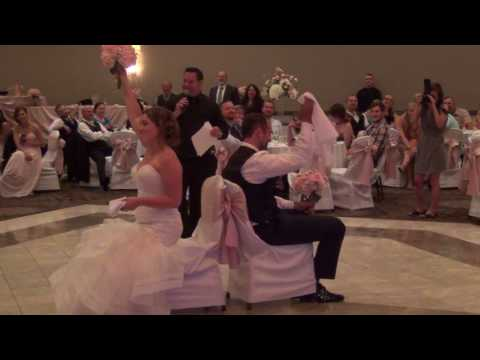 Groom's answer to the first question is priceless!!! The Shoe Game (Joe Maroon Entertainment)