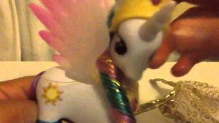 Toy review (includes minty and nightmare moon!)