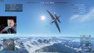 BFV - Spitfire MK VA | Lot's of AA