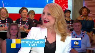 'Sharp Objects' star Patricia Clarkson calls characters 'tragic figures'/ABC News
