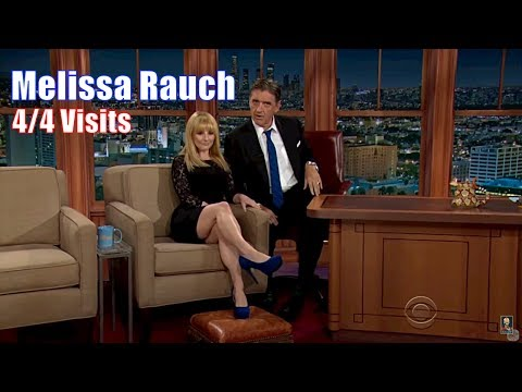 Melissa Rauch  Adorable Coated With Sexiness  44 Visits In Chronological Order 7201080p