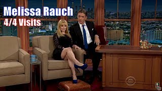 Melissa Rauch - Adorable Coated With Sexiness - 4/4 Visits In Chronological Order [720-1080p]