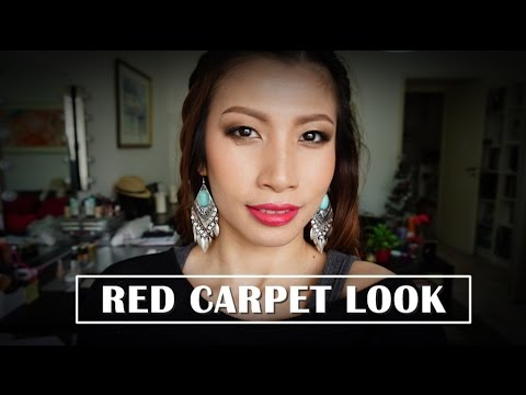 [TUTORIAL] Red Carpet Look for Hooded Eyelids