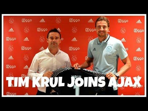 Tim Krul leaves Newcastle for Ajax on loan