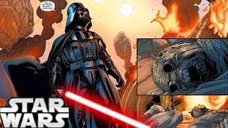 How Darth Vader Returned to Tatooine and Slaughtered the Sand People - Star Wars Explained