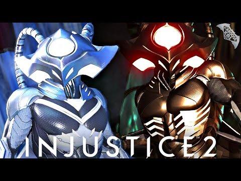 Injustice 2 Online - EPIC BLACK MANTA HELMET!