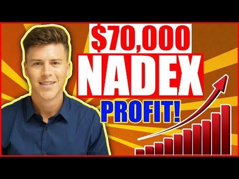NADEX & Futures Live $70,000 Trading Profit
