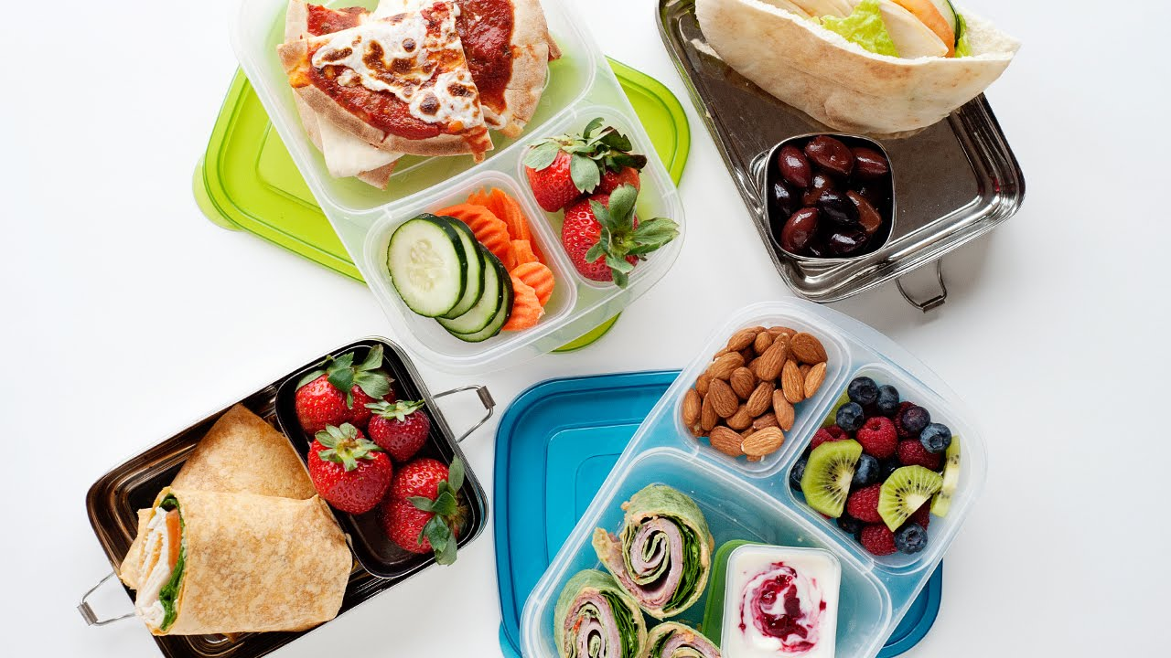 lunch lunches office pack healthy