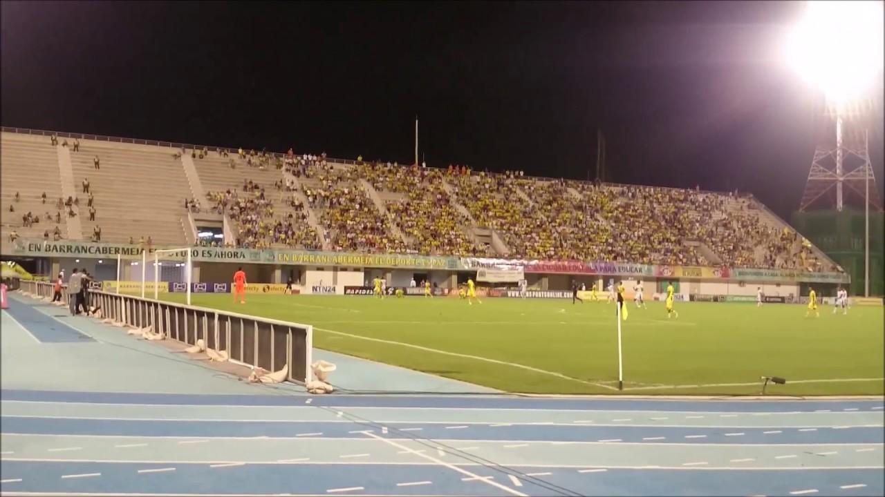 Estadio daniel villa zapata barrancabermeja wsc sonido for Villas zapata