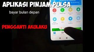 Aplikasi Pinjam Pulsa 2021 Kredit Pulsa 2021 Youtube