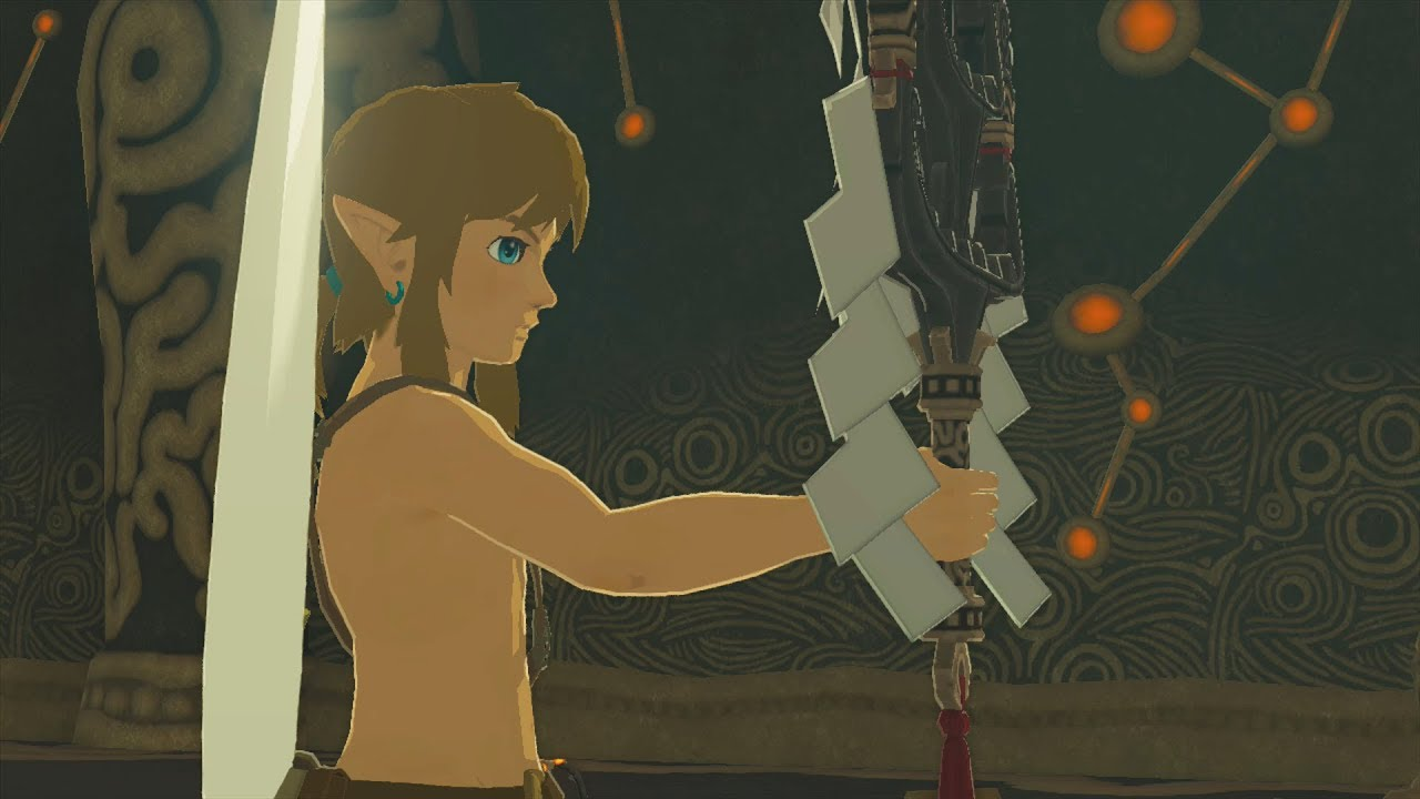 Download What Happens if you Pull out the One-Hit Obliterator with Infinite Hearts? Zelda Breath of the Wild