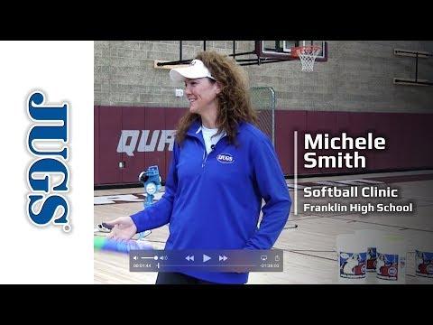 Michele Smith Clinic—Franklin High School  | JUGS Sports
