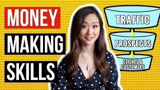 MONEY MAKING SKILLS you NEED to Know as a NEW Online Entrepreneur in 2019
