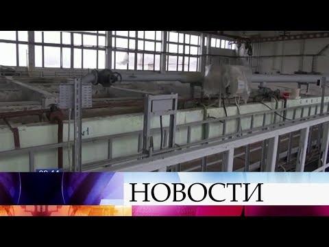 Донбасс просит повлиять на Киев, чтобы восстановить работу донецкой фильтровальной станции.