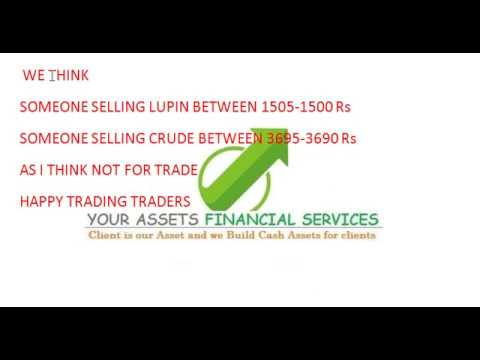 FINANCIAL MARKET TRADING SUGGESTION