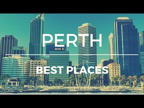 PERTH Travel Guide, 5 best places in perth australia !!