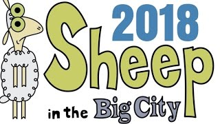 Sheep in the Big City 2018 Reboot Teaser Trailer