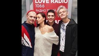 Дмитрий Бончинче и Виталий Уливанов из шоу Танцы 4 сезон - интервью на Love радио