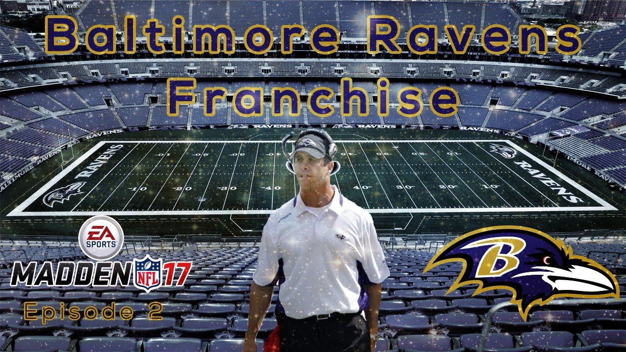 Madden 17 Ravens Franchise :: Episode 2 :: Preseason Recap