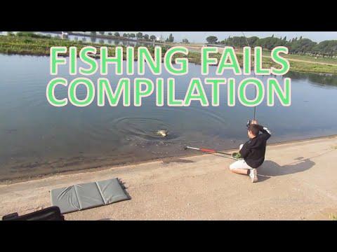 Fishing Fails Compilation February 2020