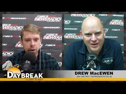 35th District Rep. Drew MacEwen - 10/23/17