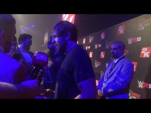 Dean Ambrose Interview: Shield Reunion, 120 minutes iron man match, return to Brooklyn
