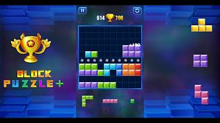 Block Puzzle - Simple Tetris Style Game