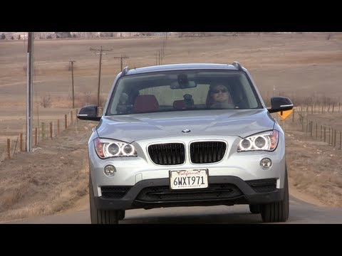 2013 BMW X1 xDrive 35i 0-60 MPH Drive and Review