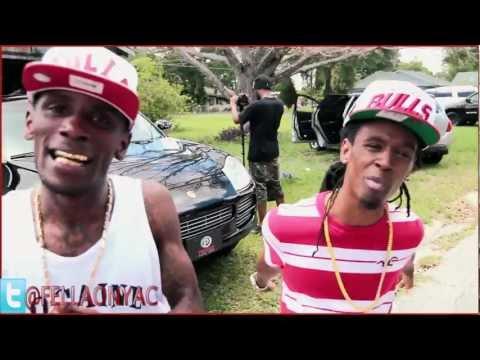 "Fella At Big Mike's Video Shoot ""Money"" In Sanford,FL"
