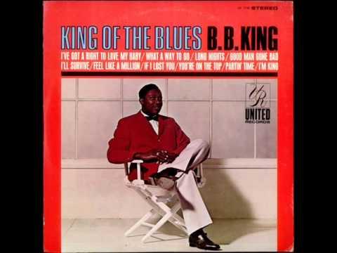 B.B. KING - King of the blues 1960 FULL ALBUM