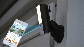 joyvi Beispielvideo BLAUPUNKT LampCam