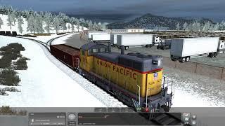 Train Simulator 2018 - [EMD SW10] - Quincy Hammerhead - 4K UHD
