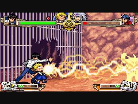 ZatchBell! - Electric Arena 2 w/Tobi Ep.1 - Thunder Bolt! - YouTube