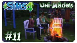 Freundschaftlicher Grillabend #11 Die Sims 4 - Uni Mädels - Let
