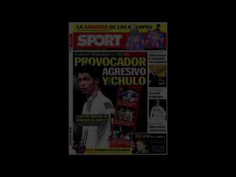 """Periodismo"" deportivo. Diario Sport"