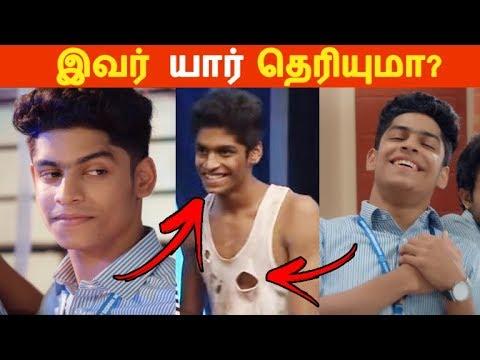 இவர் யார் தெரியுமா? | Kollywood News | Tamil Cinema | Cinema Seithigal