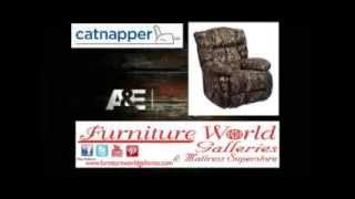 Furniture World Galleries - An Official Sponsor Of Duck Dynasty