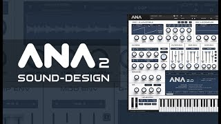 ANA 2 Sound Design with Bluffmunkey - Drift Pad
