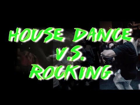 Current State of House Music - House Dance V.S. Rocking
